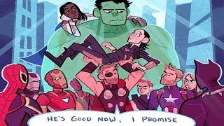 Funny Thorki Comics To Make You Laugh Thor And Loki Special PART 4