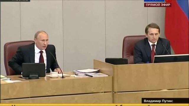 Путин всегда говорит правду.