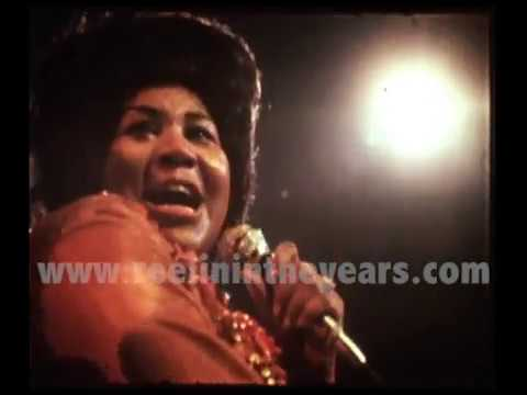 Aretha Franklin Chain Of Fools Respect LIVE 1968 RITY Archives
