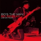 Bo Diddley альбом Bo's the Man! (Live On Tour)