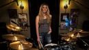 "GODSMACK! cover of Joe Walsh's ""Rocky Mountain Way"" ~Brooke C Drums~"