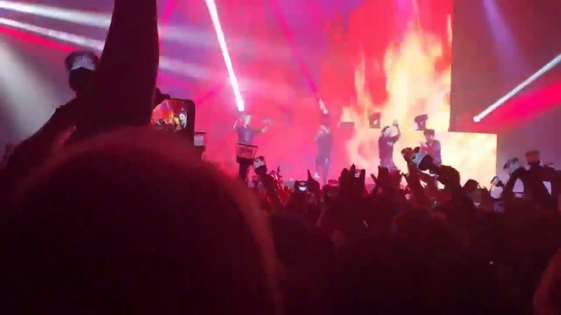 [VK][180620] MONSTA X fancam - Trespass @ THE 2nd WORLD TOUR 'THE CONNECT' in Amsterdam