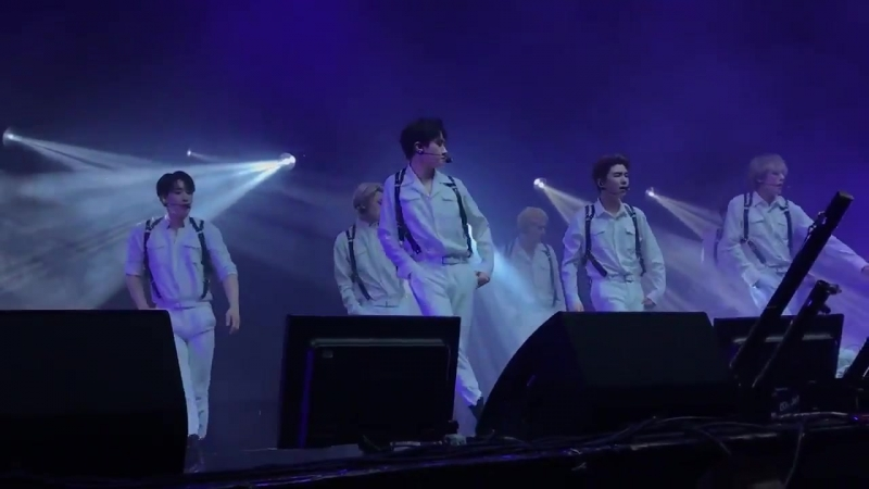 [VK][180620] MONSTA X fancam - Crazy in Love @ THE 2nd WORLD TOUR 'THE CONNECT' in Amsterdam
