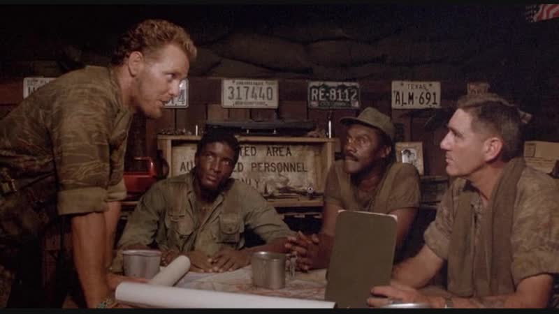 ОСАДА БАЗЫ ГЛОРИЯ. / The Siege of Firebase Gloria. (1989)