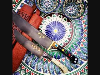 Узбекские ножи ПЧАКИ в ТОМСКЕ. Магазин ТАЙМЕР
