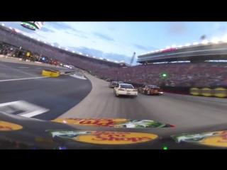 #78 - Martin Truex Jr. - Onboard - Bristol - Round 24 - 2018 Monster Energy NASCAR Cup Series