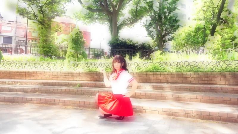 【あ→りん】メグメグファイヤーエンドレスナイト【踊ってみた】 sm33450343