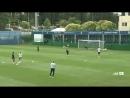 Fred scores a beauty in training for Brazil CBF