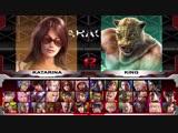 Tekken 3 Remake in Tekken 7 - Console OST Ver.