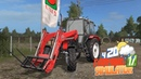 Farming Simulator 17 - Беларус поможет! Новый трактор МТЗ и прицеп ПТС в агропарке фермера