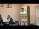 М.Глинка Неоконченная соната Мироненко Г. (кларнет), Царегородцева Е. (ф-но)