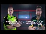 2018 Melbourne Darts Masters Quarter Final van Gerwen vs Whitlock