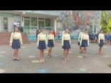 3 отряд. плац-парад