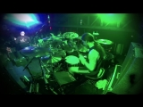 Ali Richardson - Sylosis - Different Masks On The Same Face Drum Cam