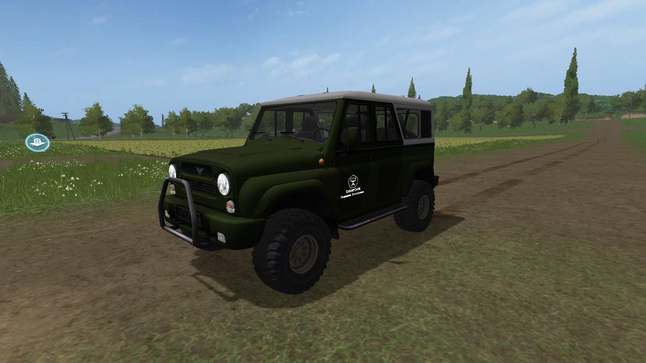 "УАЗ-3159 ""БАРС&qu..."