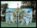 Таеквондо втф - выступление в день города 06.08.2006