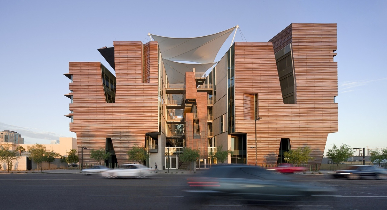 Health Sciences Education Building / CO Architects