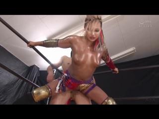 Yuni l solowork planning slut fighting action muscle gal gyaru jav японка порно porn female wrestler