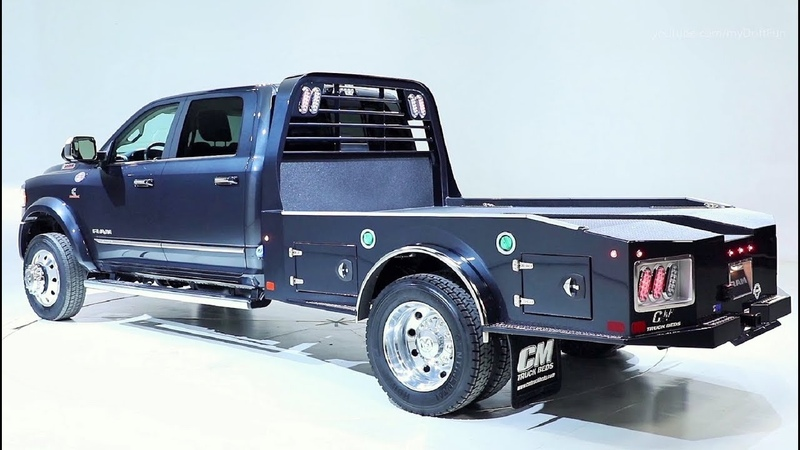 2019 Ram 5500 Chassis Cab Limited - High Capability And Advanced Technology