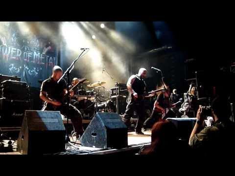 Mercenary - Into the Sea of Dark Desires-World Hate Center - Live at Pratteln 06.03.2011