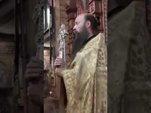 Проповедь иеромонаха Мефодия (Зинковского) на притчу о талантах (Мф.ХХV, 14-30)