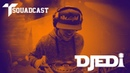 Djedi 2018 DJ Mix Terrorhythm Squadcast