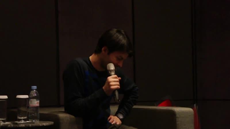 Stéphane Lambiel - First Asia Fan meeting in Taipei (online-video-cutter.com)