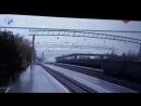 Мост упал на железную дорогу в Забайкалье