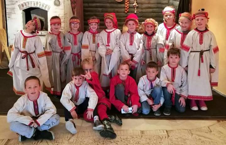 Воспитанники «Петровской школы» в Савеловском побывали в Музее Москвы