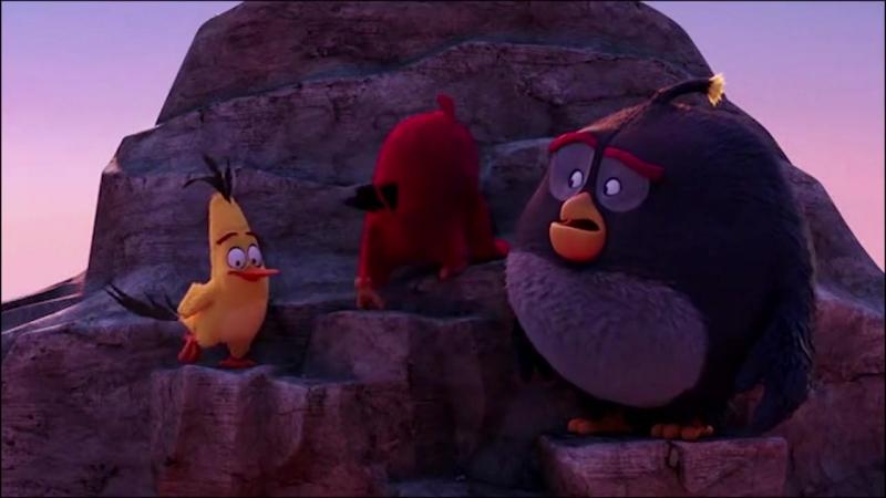 ПАРАНДАХОИ БАДКАХР 10 КИСМ (БО ЗАБОНИ ТОЧИКИ)   Angry birds in tajik