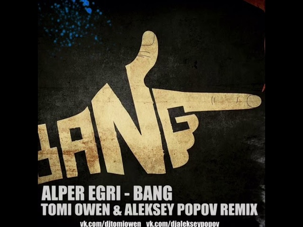 Alper Egri - Bang ( Tomi Owen Aleksey Popov Remix) tomiowen Arabic Turkish Oriental