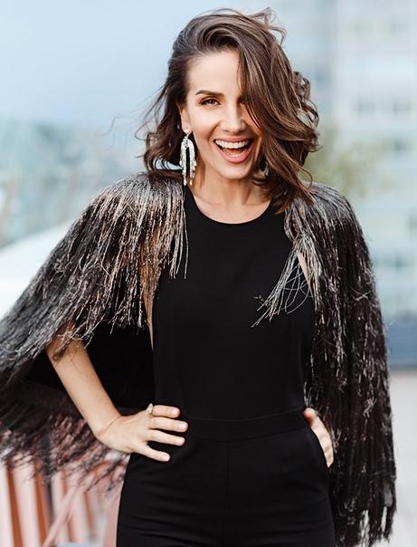 Наталья Орейро в фотосессии для журнала HELLO