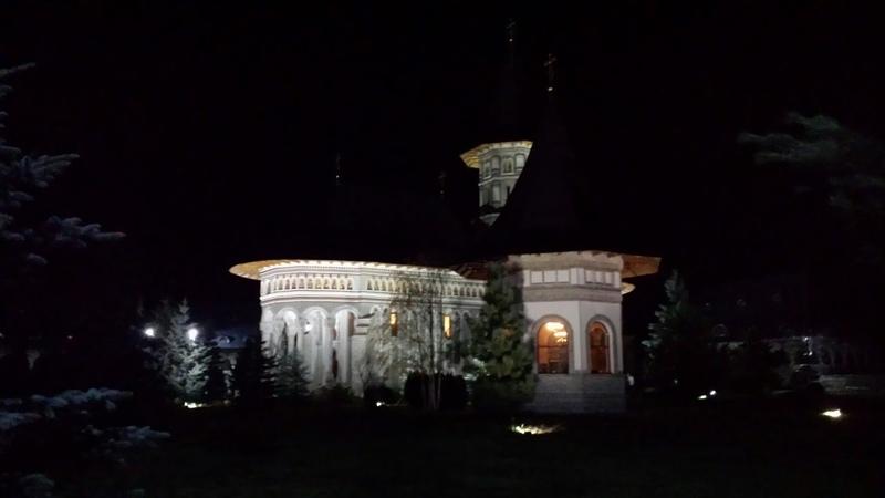 Mânăstirea Cămârzani Priveghere Înălțarea Sf.Cruci
