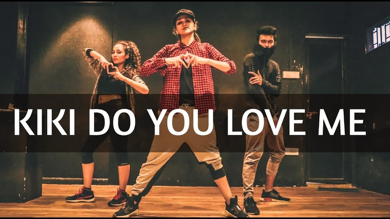 Drake - In My Feelings   Tejas Dhoke Choreography   Dancefit Live