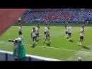 England vs Panama (2) before match