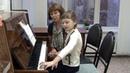 Упражнения по организации игрового аппарата начинающего пианиста