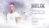 Helix &amp Hardstyle Pianist feat. Elyn - Liberty