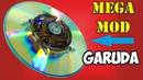 Beyblade - MEGA MOD GARUDA / beyblade burst / ベイブレードバースト / Бейблейд бёрст /  Бейблейд вибух