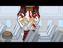 Kratos en el Aeropuerto