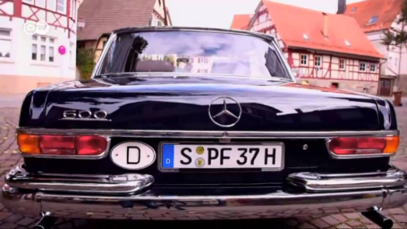 Classic luxury - Mercedes 600 | Drive it!