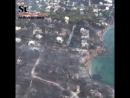 En Grèce les feux de forêt continuent de faire rage Des dizaines de personnes tuées des centaines de maisons brûlées