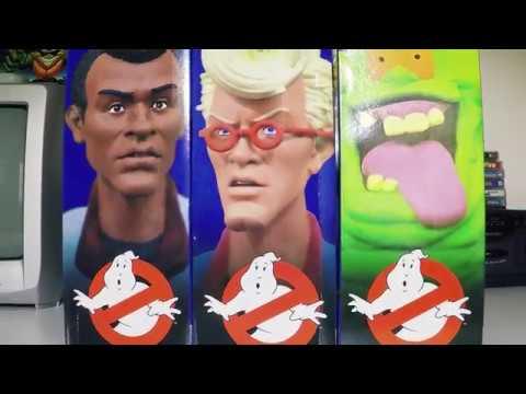 Фигурки Настоящие охотники за привидениями Серия 9 Diamond Select Toys