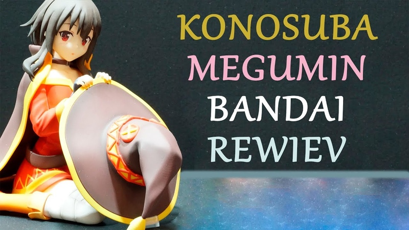 [Anime figures] Konosuba - Megumin   Review   Обзор