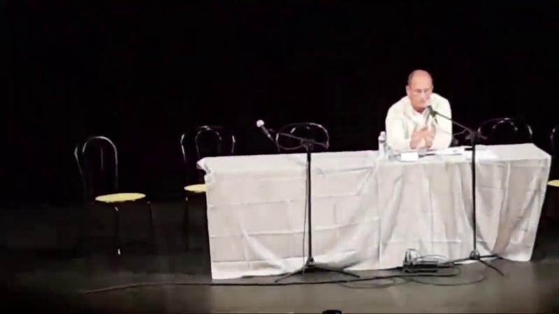 Gilets Jaunes RIC Étienne Chouard Enregistré Par Salim Laïbi à Marseille au Théâtre Toursky