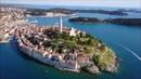 Rovinj in Croatia