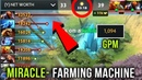 Miracle- World's Best Anti-Mage?! INSANE Farming Machine 1.1k GPM 32min 32k GOLD NETWORTH - Dota 2