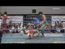 Jake Lee, Ryoji Sai, Dylan James, Koji Iwamoto vs. Kento Miyahara, Yoshitatsu, Naoya Nomura, Yuma Aoyagi (AJPW)