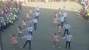 Танец 11-х классов лицея №1. пгт Слобожанский.1-е сентября 2018.