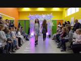 Открытие модельной школы Christy Kids Models