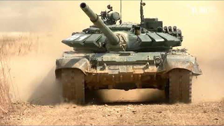 VL.ru - Более 400 военных на полигоне в Сергеевке проходят отбор на всероссийский танковый биатлон